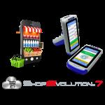 computadora móvil Shopevolution 7